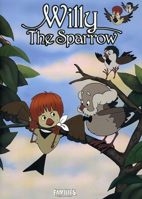 دانلود دوبله فارسی انیمیشن Willy the Sparrow 1989
