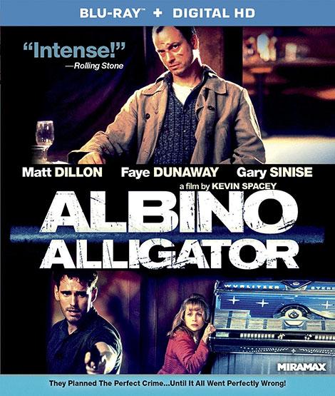 دانلود دوبله فارسی فیلم تمساح آلبینو Albino Alligator 1996