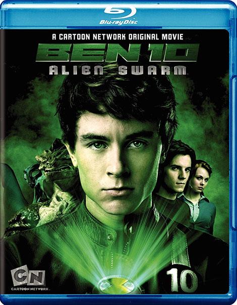 دانلود دوبله فارسی فیلم Ben 10: Alien Swarm 2009