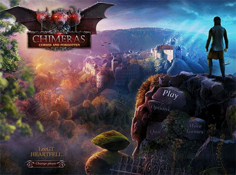 Chimeras 3: Cursed and Forgotten Collector's Edition