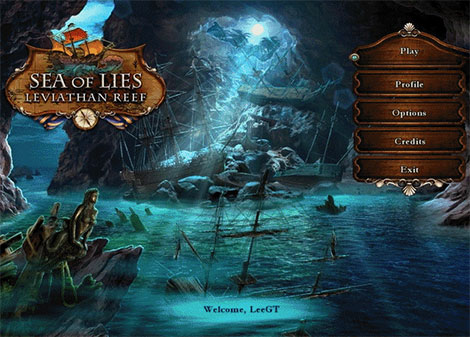 دانلود بازی Sea of Lies 6: Leviathan Reef Collector's Edition