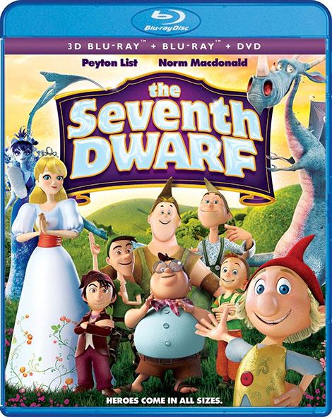 دانلود دوبله فارسی انیمیشن هفتمین کوتوله The 7th Dwarf 2014