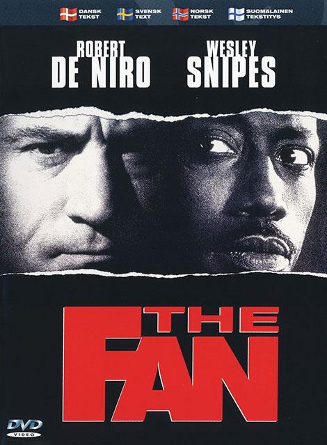 دانلود دوبله فارسی فیلم هوادار The Fan 1996