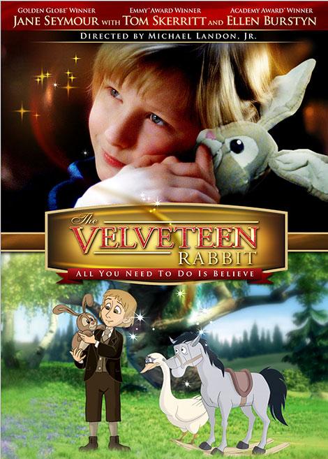 دانلود دوبله فارسی انیمیشن The Velveteen Rabbit 2009