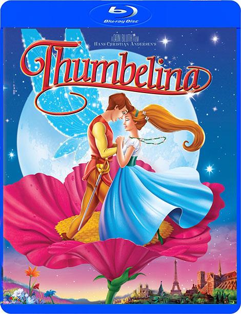 دانلود انیمیشن تامبلینا Thumbelina 1994