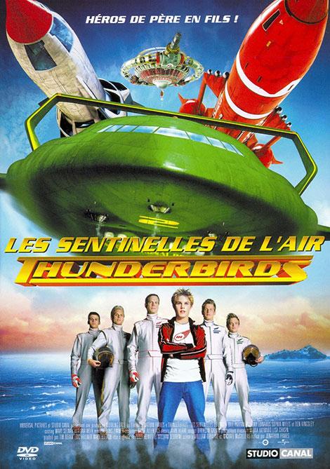 دانلود دوبله فارسی فیلم رعد و برق Thunderbirds 2004