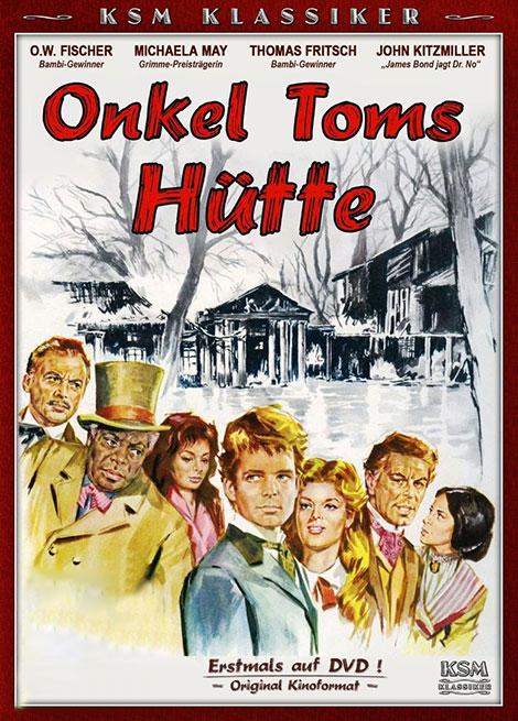 دانلود دوبله فارسی فیلم کلبه عمو تام Uncle Tom's Cabin 1965