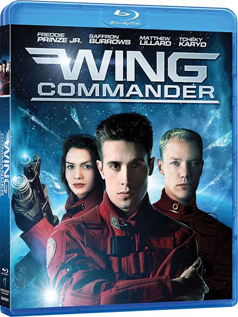 دانلود دوبله فارسی فیلم فرمانده پرواز Wing Commander 1999
