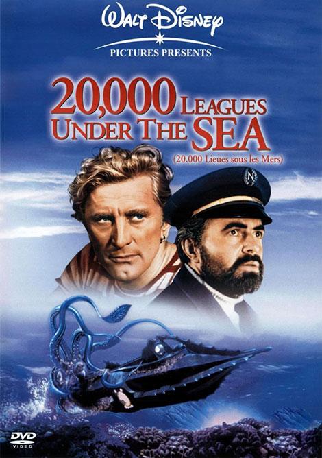دانلود دوبله فارسی فیلم Disney's 20000 Leagues Under The Sea 1954