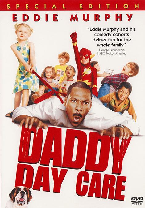 دانلود دوبله فارسی فیلم روز پرستاری پدر Daddy Day Care 2003