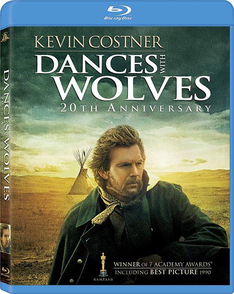 دانلود دوبله فارسی فیلم رقصنده با گرگ ها Dances with Wolves 1990
