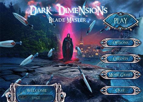 دانلود بازی فکری Dark Dimensions 7: Blade Master Collector's Edition