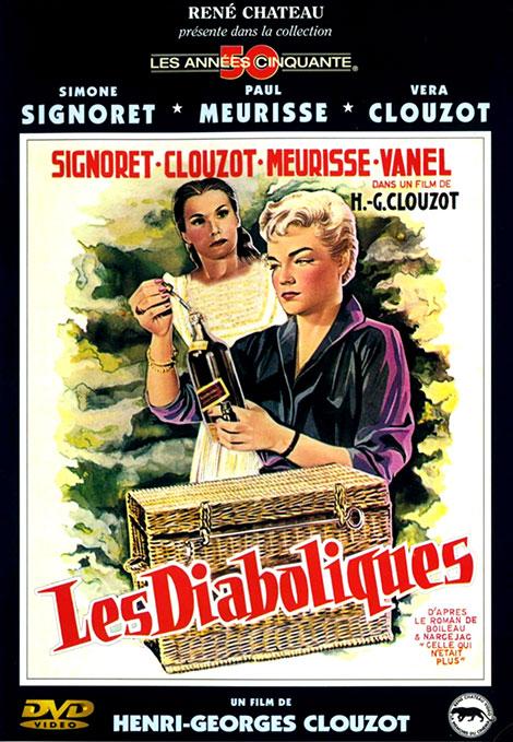 دانلود دوبله فارسی فیلم شیطان صفتان Diabolique 1955