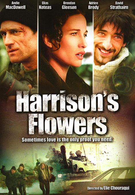 دانلود دوبله فارسی فیلم Harrison's Flowers 2000