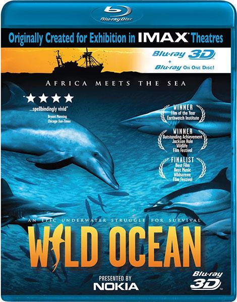 دانلود مستند حیات وحش اقیانوس IMAX: Wild Ocean 2008