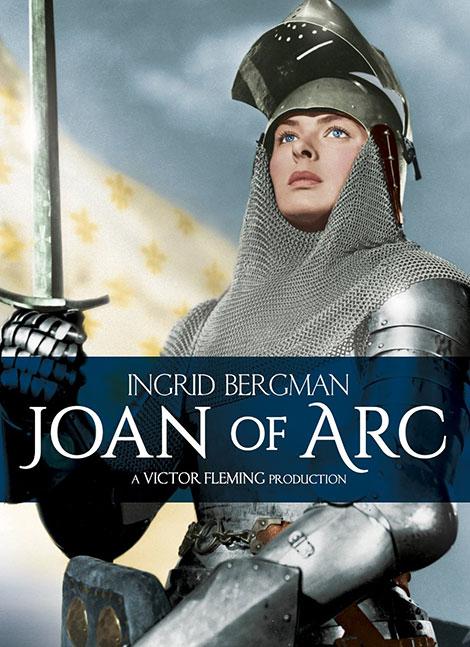 دانلود دوبله فارسی فیلم ژان دارک Joan of Arc 1948