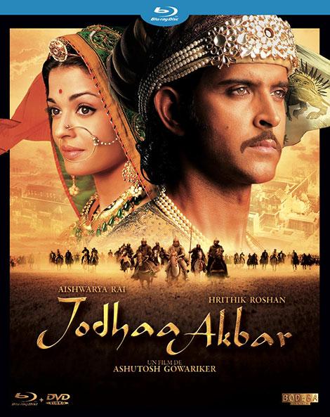 دانلود دوبله فارسی فیلم فرمانروای عشق Jodhaa Akbar 2008