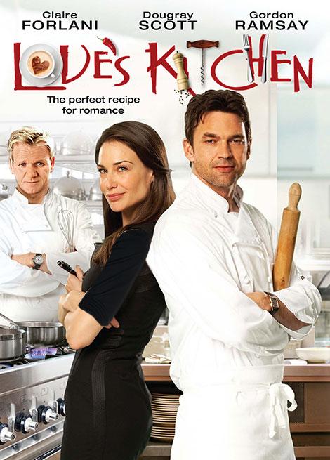 دانلود دوبله فارسی فیلم Love's Kitchen 2011