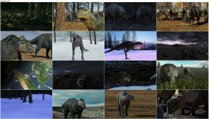 دانلود مستند March of the Dinosaurs 2011