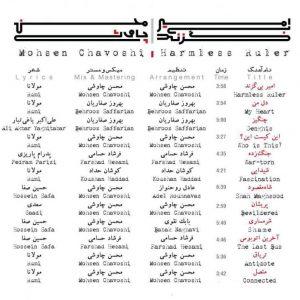 دانلود رایگان آلبوم محسن چاوشی بنام امیر بی گزند