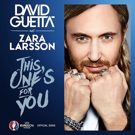 دانلود آهنگ رسمی مسابقات یورو 2016 به نام This One's for You