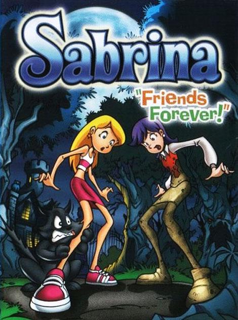 دانلود دوبله فارسی انیمیشن سابرینا Sabrina 2012