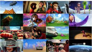 دانلود کارتون میمون های فضایی 2: بازگشت زارتاگ