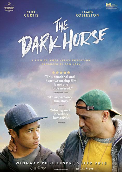 دانلود دوبله فارسی فیلم اسب سیاه The Dark Horse 2014
