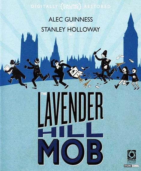 دانلود دوبله فارسی فیلم The Lavender Hill Mob 1951
