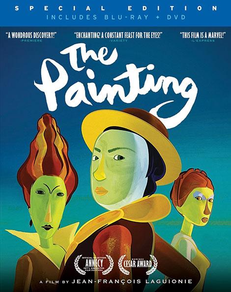 دانلود دوبله فارسی انیمیشن تابلو The Painting 2011