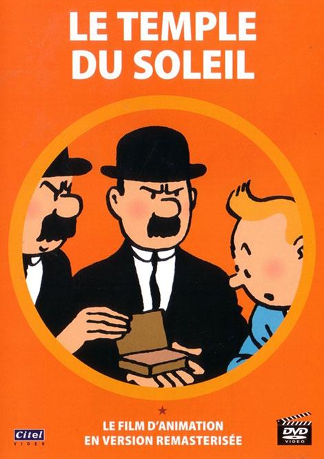 دانلود انیمیشن Tintin and the Temple of the Sun 1969