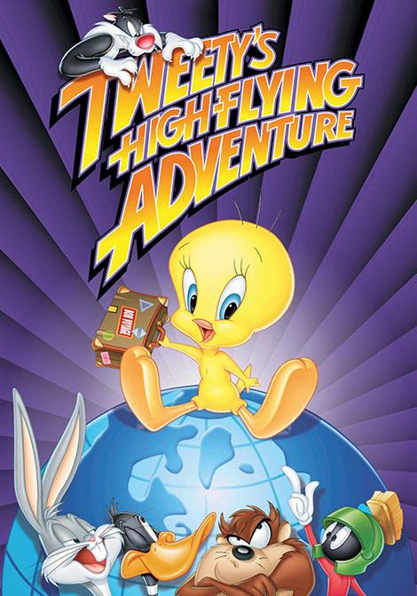 دانلود انیمیشن Tweety's High-Flying Adventure 2000
