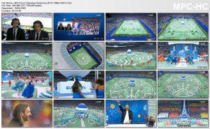 UEFA Euro Opening Ceremony 2016