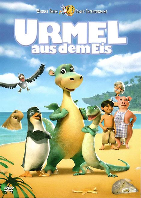 دانلود دوبله فارسی انیمیشن Urmel aus dem Eis 2006