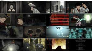 دانلود انیمیشن April and the Extraordinary World 2015