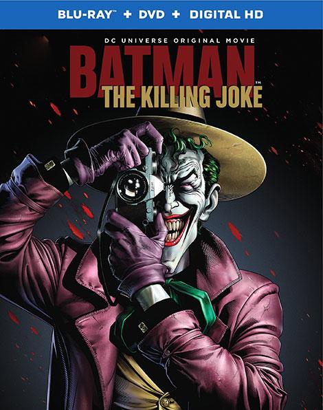 دانلود دوبله فارسی انیمیشن Batman: The Killing Joke 2016