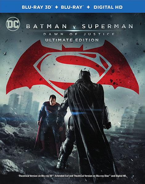 دانلود دوبله فارسی فیلم Batman v Superman: Dawn of Justice 2016