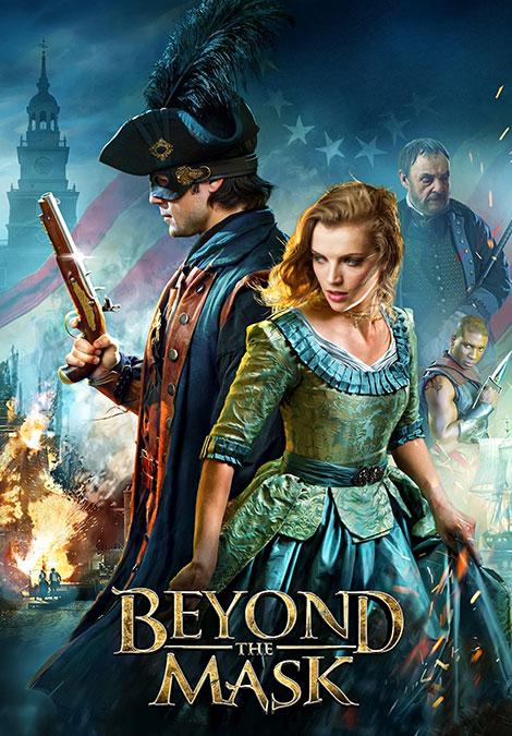 دانلود دوبله فارسی فیلم نقابدار Beyond the Mask 2015