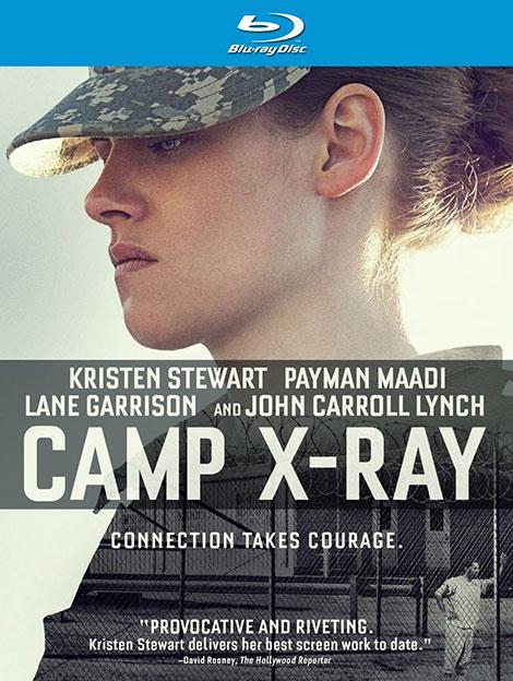 دانلود دوبله فارسی فیلم کمپ ایکس ری Camp X-Ray 2014