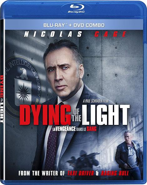 دانلود دوبله فارسی فیلم پایان درخشش Dying of the Light 2014