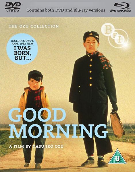 دانلود دوبله فارسی فیلم صبح بخیر Good Morning 1959