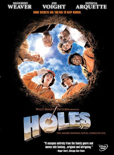 دانلود دوبله فارسی فیلم حفره ها Holes 2003