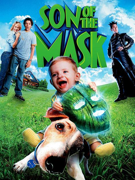 دانلود دوبله فارسی فیلم پسر ماسک Son of the Mask 2005