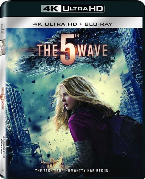 دانلود دوبله فارسی فیلم موج پنجم The 5th Wave 2016