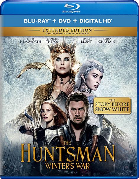 دانلود دوبله فارسی فیلم The Huntsman: Winter's War 2016