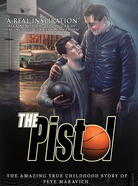 دانلود دوبله فارسی فیلم The Pistol: The Birth of a Legend 1991
