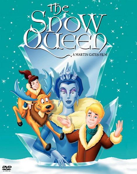 دانلود دوبله فارسی انیمیشن ملکه برفی The Snow Queen 1995