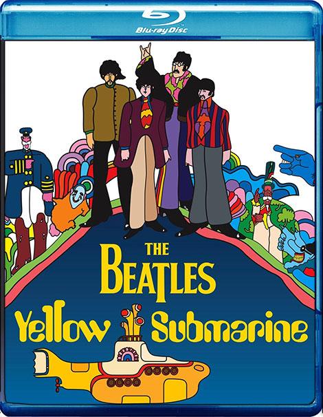 دانلود انیمیشن زیردریایی زرد Yellow Submarine 1968