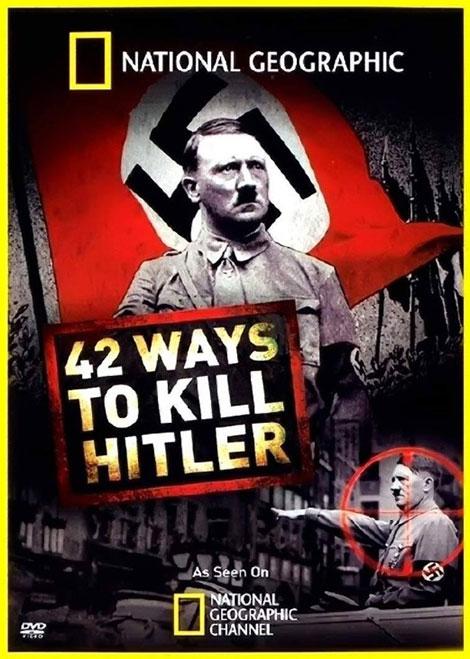 دانلود دوبله فارسی مستند 42 Ways to Kill Hitler 2008