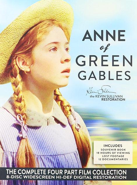 دانلود دوبله فارسی رویای سبز آنه Anne of Green Gables 1985